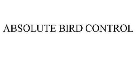 ABSOLUTE BIRD CONTROL