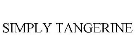 SIMPLY TANGERINE