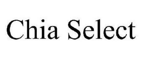CHIA SELECT