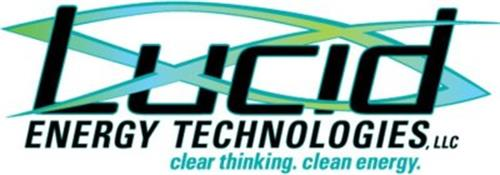LUCID ENERGY TECHNOLOGIES, LLC CLEAR THINKING. CLEAN ENERGY.