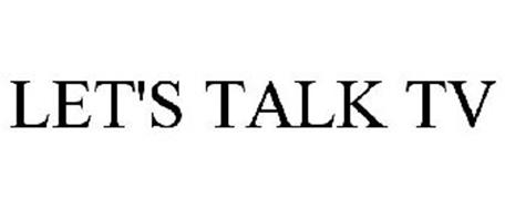 LET'S TALK TV