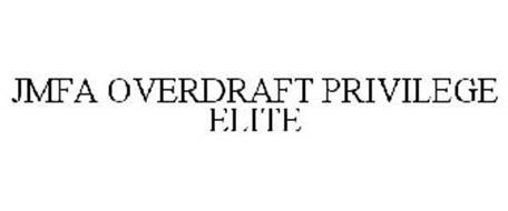 JMFA OVERDRAFT PRIVILEGE ELITE