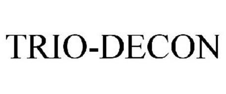 TRIO-DECON