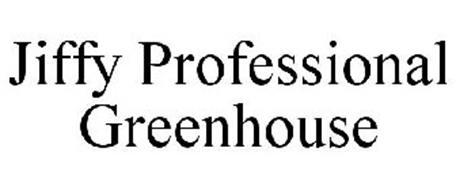 JIFFY PROFESSIONAL GREENHOUSE