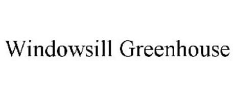 WINDOWSILL GREENHOUSE