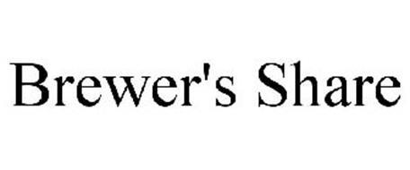 BREWER'S SHARE