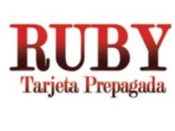 RUBY TARJETA PREPAGADA