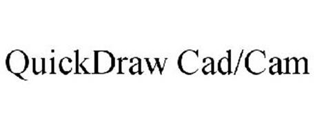 QUICKDRAW CAD/CAM