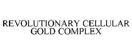 REVOLUTIONARY CELLULAR GOLD COMPLEX