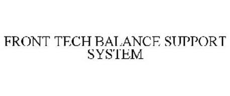 FRONT TECH BALANCE SUPPORT SYSTEM