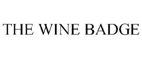 THE WINE BADGE