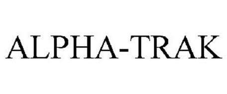 ALPHA-TRAK