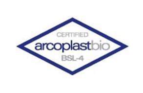 ARCOPLASTBIO BSL-4 CERTIFIED