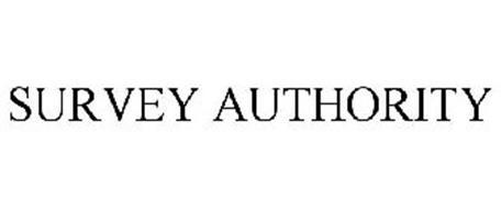 SURVEY AUTHORITY
