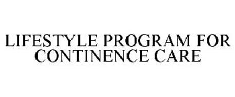 LIFESTYLE PROGRAM FOR CONTINENCE CARE