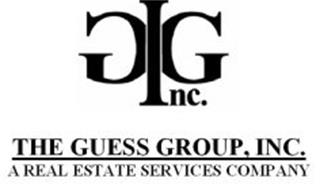 GG INC. THE GUESS GROUP, INC. A REAL ESTATE SERVICES COMPANY