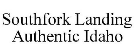 SOUTHFORK LANDING AUTHENTIC IDAHO