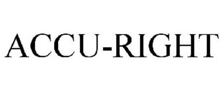 ACCU-RIGHT