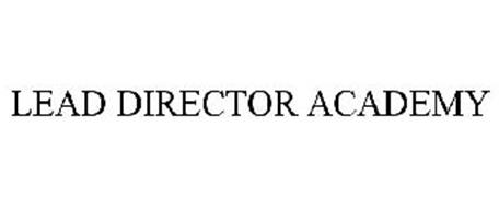 LEAD DIRECTOR ACADEMY