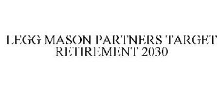 LEGG MASON PARTNERS TARGET RETIREMENT 2030