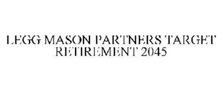 LEGG MASON PARTNERS TARGET RETIREMENT 2045