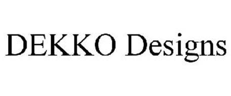 DEKKO DESIGNS