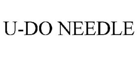 U-DO NEEDLE