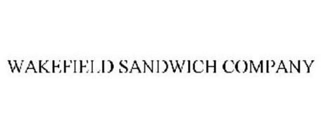WAKEFIELD SANDWICHES
