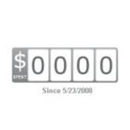 $ SPENT 0 0 0 0 SINCE 5/23/2008