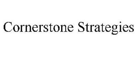 CORNERSTONE STRATEGIES