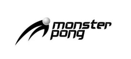 MONSTER PONG