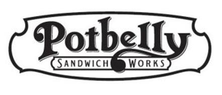 Potbelly Logo potbelly sandwich works, llc trademarks (36) from trademarkia - page 1