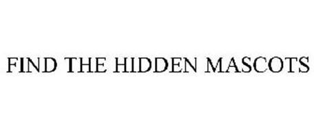 FIND THE HIDDEN MASCOTS