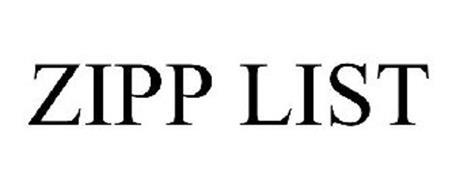 ZIPP LIST