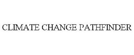 CLIMATE CHANGE PATHFINDER
