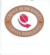 EST. COFFEE BEAN DIRECT 2004 COFFEE ROASTERS