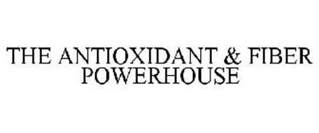 THE ANTIOXIDANT & FIBER POWERHOUSE