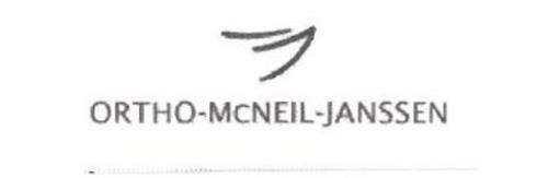 ORTHO-MCNEIL-JANSSEN