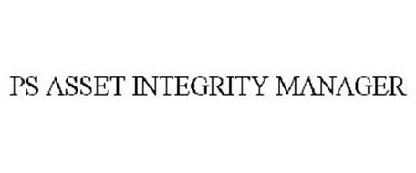 PS ASSET INTEGRITY MANAGER