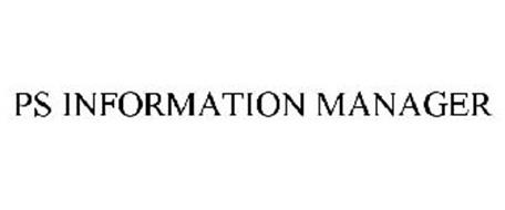 PS INFORMATION MANAGER