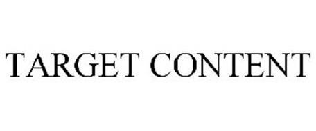 TARGET CONTENT
