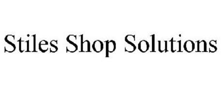 STILES SHOP SOLUTIONS