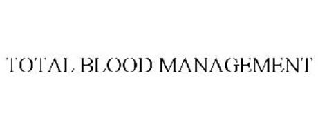 TOTAL BLOOD MANAGEMENT