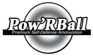 POW'RBALL PREMIUM SELF-DEFENSE AMMUNITION