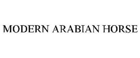 MODERN ARABIAN HORSE