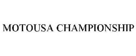 MOTOUSA CHAMPIONSHIP