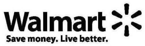 WALMART SAVE MONEY LIVE BETTER