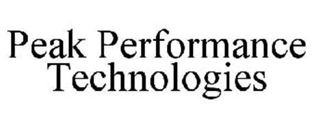 PEAK PERFORMANCE TECHNOLOGIES