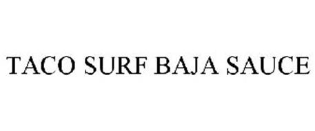 TACO SURF BAJA SAUCE