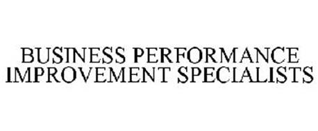 BUSINESS PERFORMANCE IMPROVEMENT SPECIALISTS